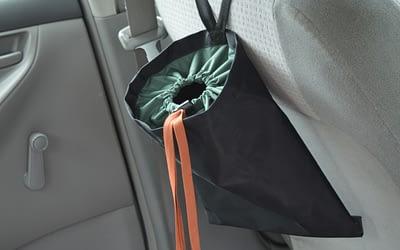 Poubelle pour voiture-Le guide de montage