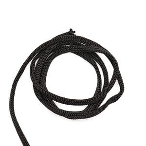 Cordon noir 4mm